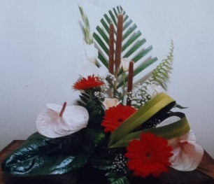 gallery/compostion gerbera, anthurium